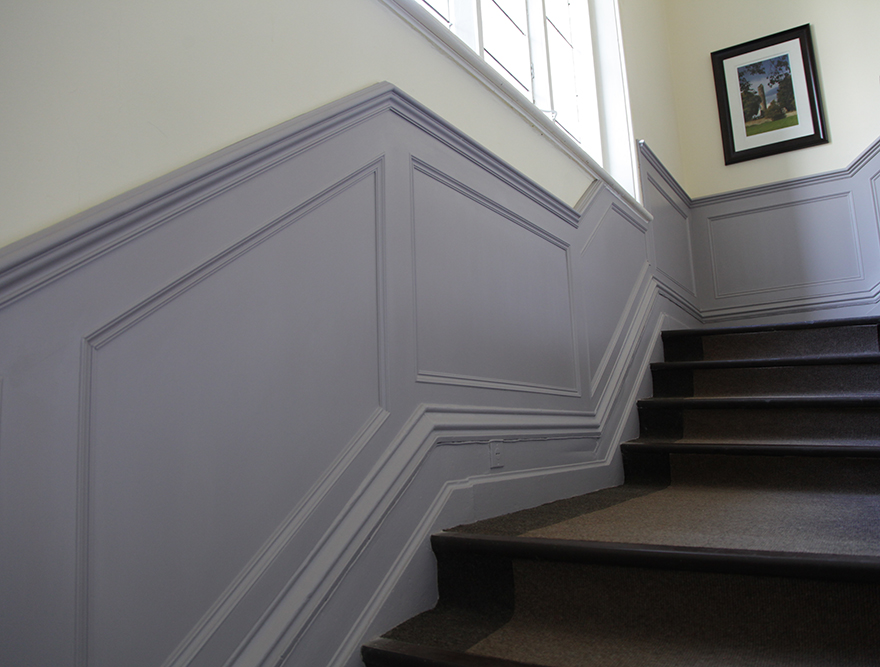 Hand Crafted Stair Panelling Portfolio 7