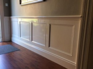 Hand Crafted Wall paneling
