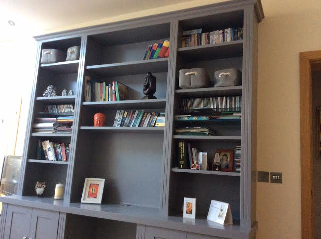 Ciara Bookcase 2
