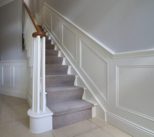 Charmant Stair Panelling